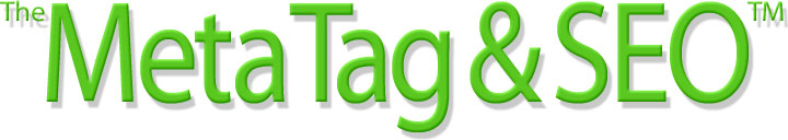 The Meta Tag & SEO TM Logo